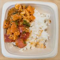 Grubby's Poke & Fish Market poke bowl sauce options
