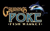 Grubby's Poke & Fish Market Logo