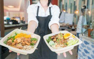 Grubby's Poke is an Eco-Friendly Restaurant